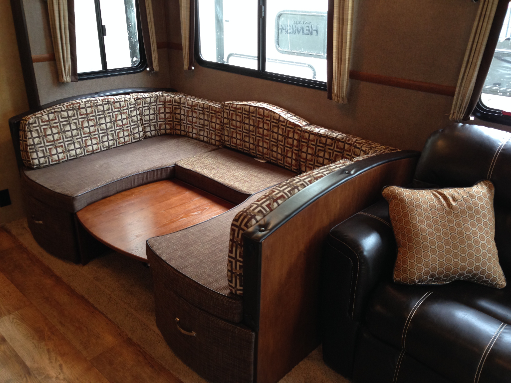Hemisphere 326rl Travel Trailers By Forest River Build
