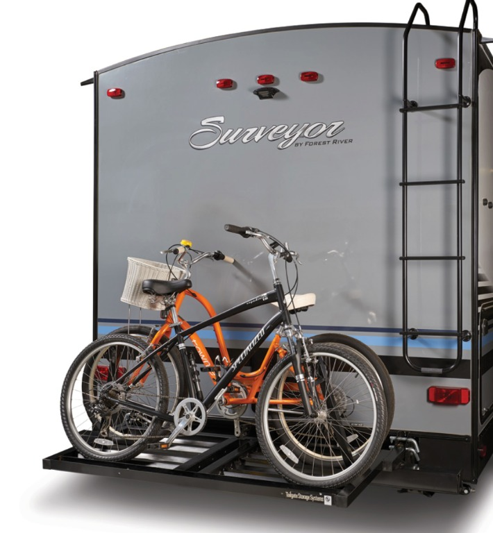 Surveyor Luxury 250FKS Travel Trailers by Forest River - Build & Price