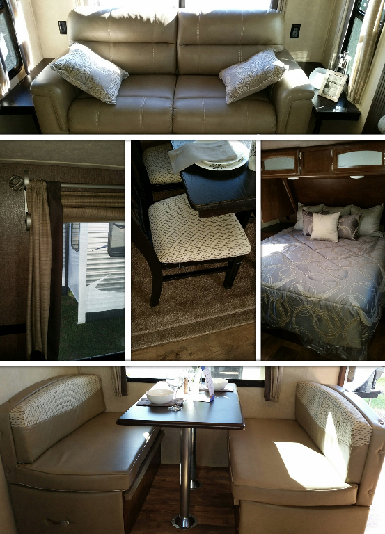 Hemisphere 286rl Fifth Wheels By Forest River Build Amp Price