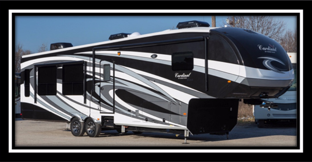 Cardinal Estate 3950tzes Fifth Wheels By Forest River